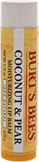 Burt's Bees Lip Balm with Coconut and Pear - 0.15 oz by Burt's Bees