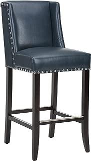 Sunpan Club Collection Barstools Blue