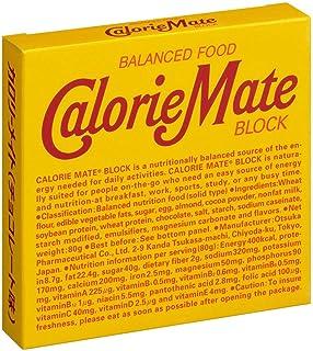 大塚製薬 カロリーメイト ブロック チョコレート味 4本×10箱