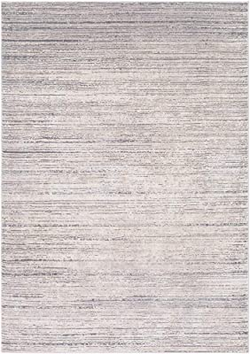 "Sandie Taupe, Medium Gray and Khaki Modern Area Rug 7'10"" x 10'3"""