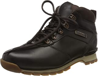 Timberland Mens Splitrock 2 Leather Textile Boots