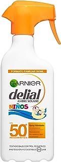 Garnier Delial Protector Solar en Spray para Niños Alta Protección IP50+ - 300 ml