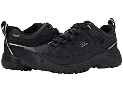 KEEN Targhee Exp WP (Black/Black) Men