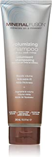 MINERAL FUSION Mineral fusion volumizing hair shampoo, 8.5 oz, 8.5 Ounce