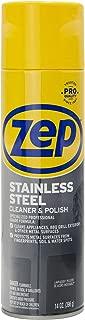 Zep ZUSSTL14 Stainless Steel Polish 14 ounce
