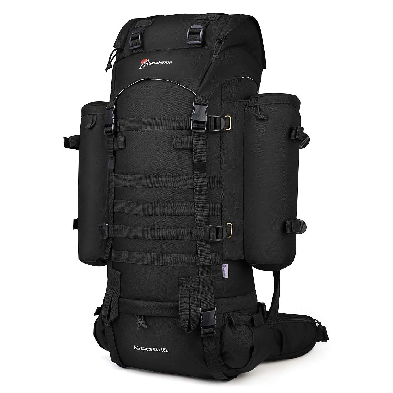 Mardingtop Internal Backpack Traveling Black M403