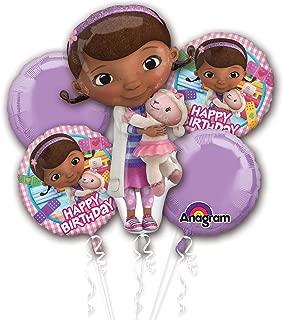 Doc McStuffins Birthday Bouquet of Balloons