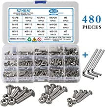 Best stainless coach screws Reviews