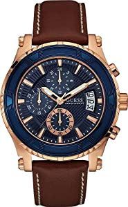 Guess w0673g3 For Men-Analog, Casual Watch