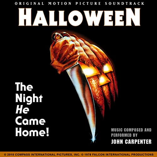 Halloween Motion Picture Soundtrack de John Carpenter sur Amazon Music - Amazon.fr