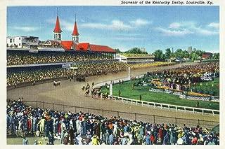 Best kentucky derby posters vintage Reviews