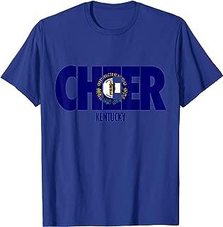 kentucky cheer shirt