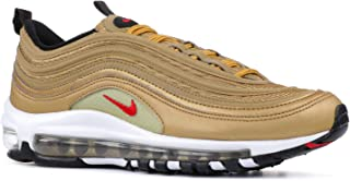 Nike AIR MAX 97 QS (GS) 'Metallic Gold '2017 Release'' - 918890-700