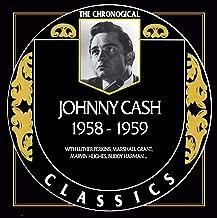 Johnny Cash - Chronological Classics 1958-1959