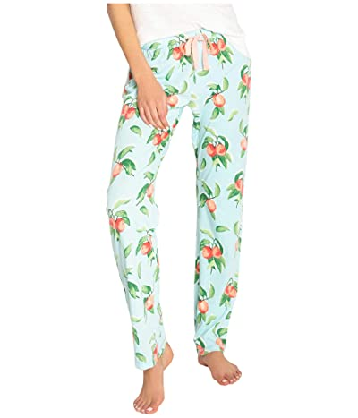 P.J. Salvage Playful Prints Sleep Pants (Mint) Women