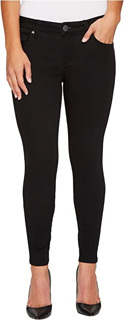 KUT from the Kloth - Petite Mia Kurvy Toothpick Skinny in Black