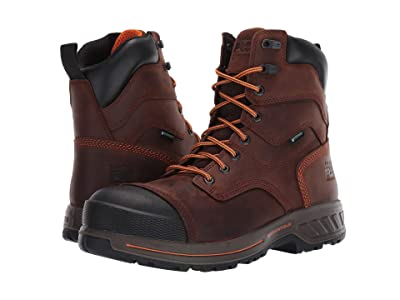 Timberland PRO 8 Helix HD Composite Safety Toe Wateproof Insulated (Brown) Men