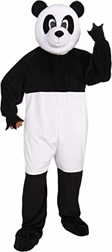 Deluxe Panda Costume Fancy Dress