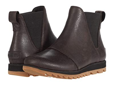 SOREL Harlowtm Chelsea (Blackened Brown) Women