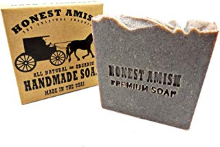 Honest Amish Natural Patchouli and Bark Soap Bar