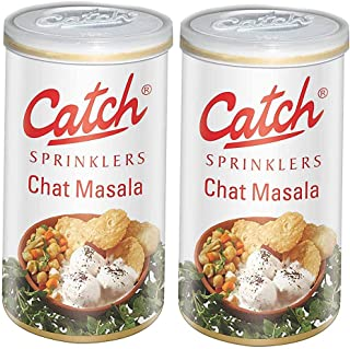 Catch Spices Chat Masala Sprinkler (Pack Of 2) 100Gms - Indian Masalas|Indian Herbs and Spices