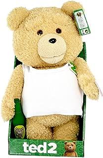 TED ぬいぐるみ TED グッズ TED2 テッド 41cm(16inch) タンクトップを着たTED R指定版 [並行輸入品]