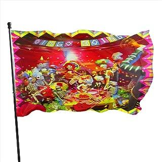 Zjablum520 Oingo Boingo Dead Man's Party Flag 3x5 Ft