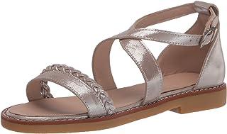 Elephantito Girls Braided Sandal Flat