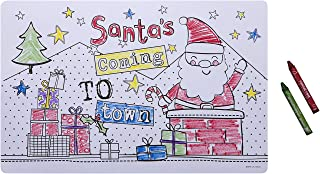 Best color your own christmas placemats Reviews