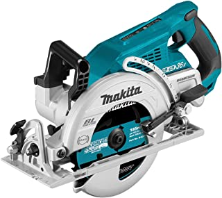 Makita DRS780Z Twin 18V (36V) Li-ion LXT Brushless 185mm Circular Saw - Batteries and Charger Not Included