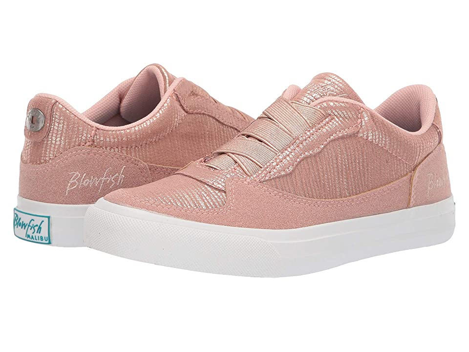 Blowfish Made (Blush Suede PU/Astro PU) Women