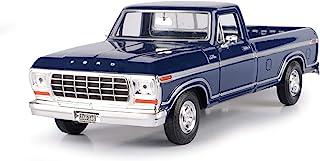 Motormax USA 1:24 1979 Ford F-150 Custom Diecast Model
