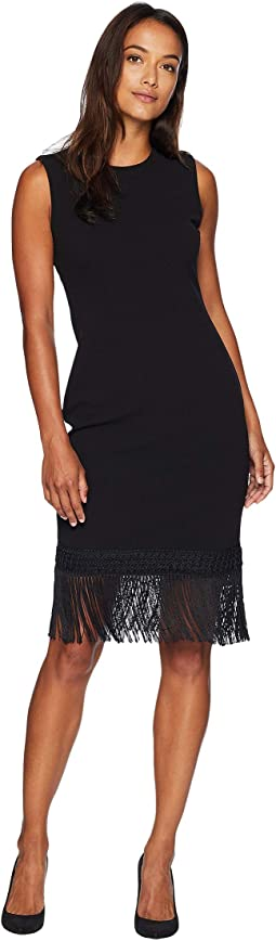 Fringe Hem Dress CD8C18RR