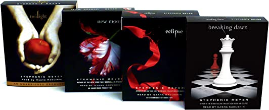 The Twilight Saga Collection (Twilight/New Moon/Eclipse/Breaking Dawn)