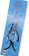 UMINO(ウミノ)タイラバ ネクタイ シングルカーリー 2セット入 仕掛け 替えユニット フック スペア ラバー 鯛ラバ