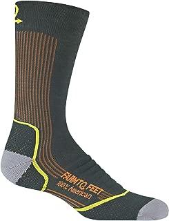 Damascus Lightweight Crew Merino Wool Socks