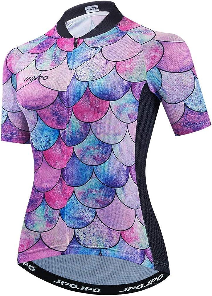 Women Cycling Jersey Short Sleeve Shirt Mountain Ranking TOP8 Top New sales Clothi Bike