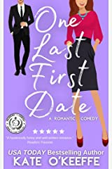 One Last First Date: A Sweet Romantic Comedy of Love, Friendship and Cake (Cozy Cottage Café Book 1) Kindle Edition