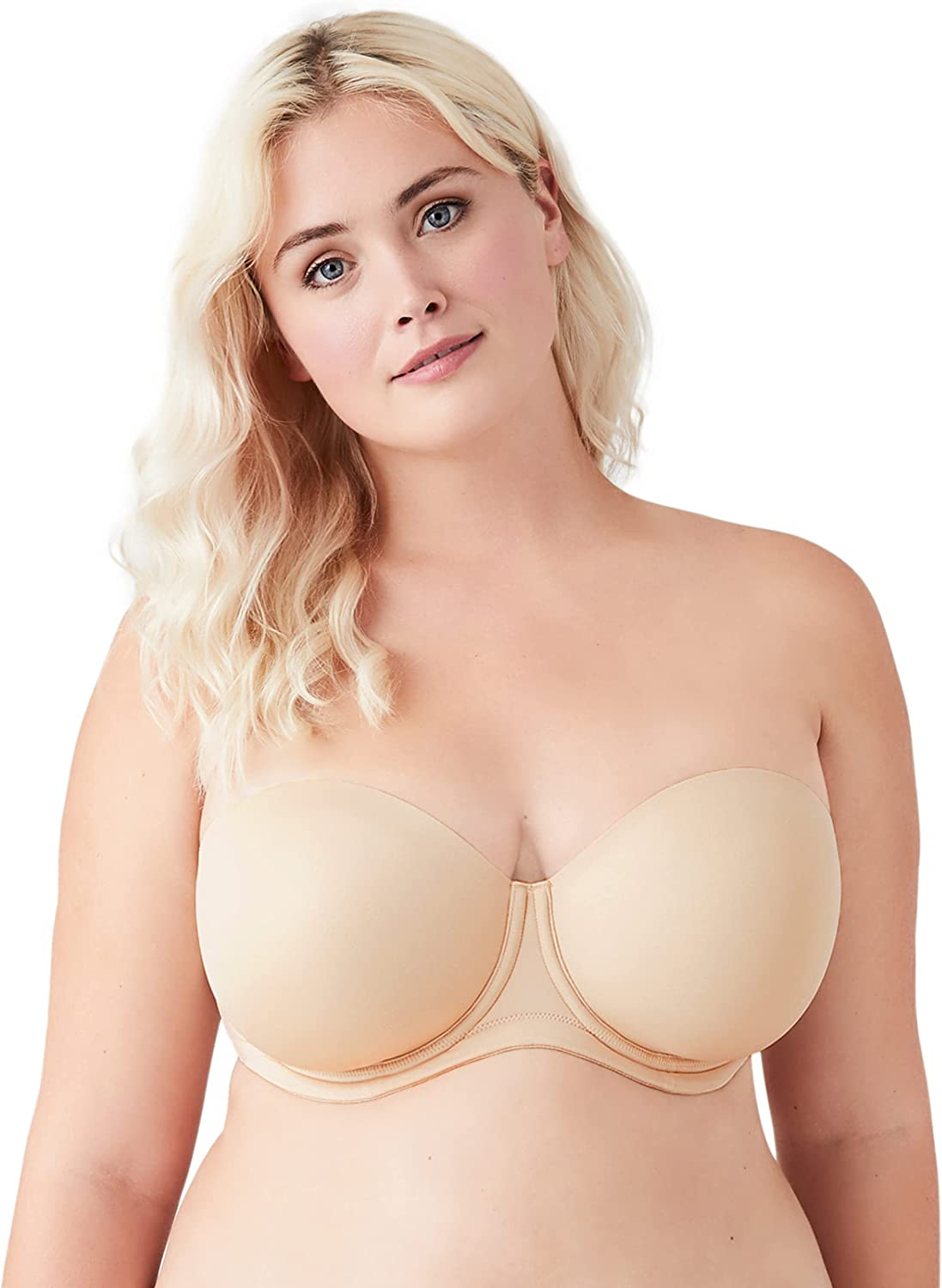 Wacoal Women's Red Carpet Strapless Full Busted Underwire Bra