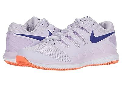 Nike Air Zoom Vapor X (Barely Grape/Regency Purple/Bright Mango) Women