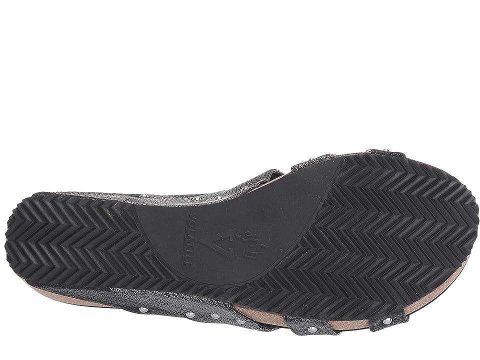 VOLATILE Cubo (Black/Multi) Women's Wedge Shoes