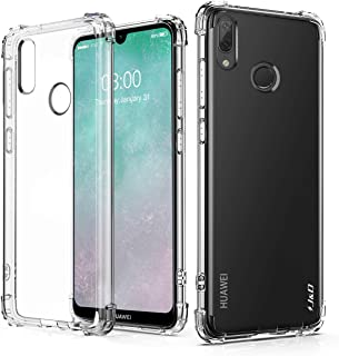 J&D Case Compatible for Huawei Y7 2019/Y7 Pro 2019/Y7 Prime 2019 Case, [Corner Cushion] [Drop Protection] [Ultra-Clear] Sh...
