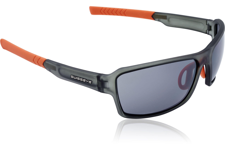 Swiss Eye Sportbrille Freestyle, Dark Grey/Crystal