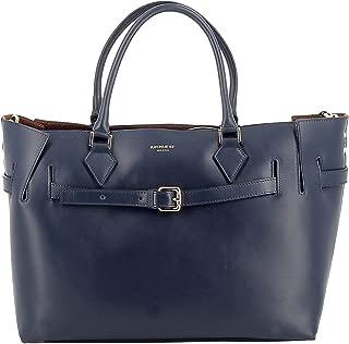 Luxury Fashion   Avenue 67 Womens AD052A002102 Blue Tote   Fall Winter 19