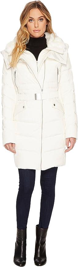 3/4 Snow Bunny w/ Faux Fur