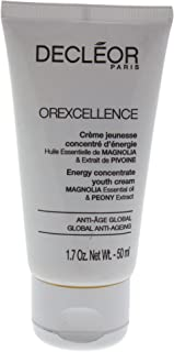 Decleor Orexcellence Energy Concentrate Youth Cream by Decleor for Women - 1.7 oz Cream, 50 ml