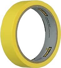 Scotch Brand 3M-3437-PYL Masking Tape .94 X 20yd Yellw, 0.94 in x 20 yds, Yellow