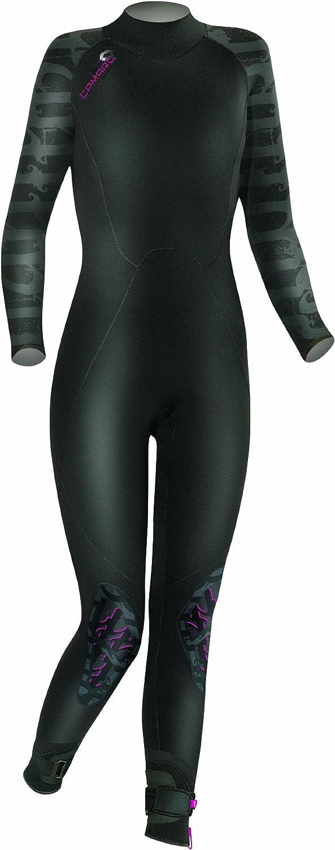 Camaro Ice Tec Women's SemiDry Wetsuit