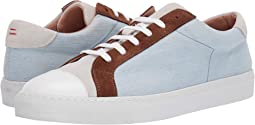 Leather Tennis Sneaker