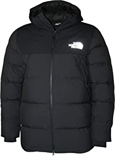 THE NORTH FACE Men's UX Down Hooded Puffer Jacket RTO